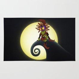 Zelda of mask-nightmare Rug