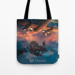 CheckiO islands Tote Bag