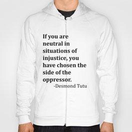 Desmond Tutu Hoody
