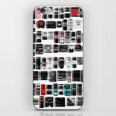 Pedal Pusher iPhone & iPod Skin