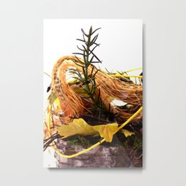 Autumn feelings Metal Print