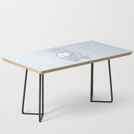 Winter Owl Coffee Table