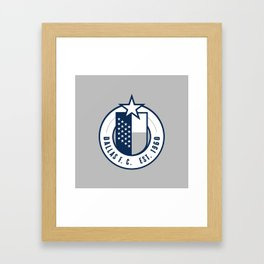 DALFC (Spanish) Framed Art Print