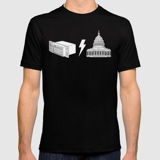 Literal AC/DC T-shirt