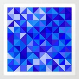 Seamless pattern Art Print