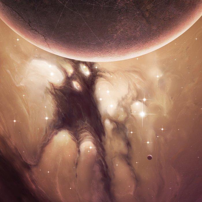 Strangers Planet Leggings