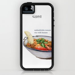La Cuisine Fusion - Malandrinho Tomato Rice with Banana iPhone Case
