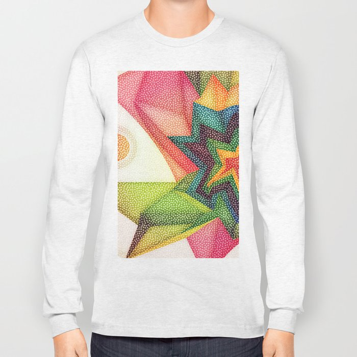 Use Your Colors Long Sleeve T-shirt