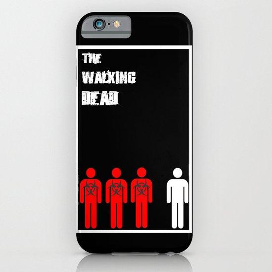 The Walking Dead Minimalist iPhone & iPod Case