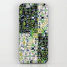 Patchwork 1 iPhone & iPod Skin