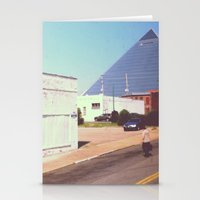 memphis Stationery Cards featuring Memphis by lizzy gray kitchens