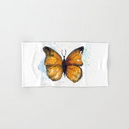 Monarch Butterfly Hand & Bath Towel
