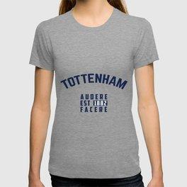 Tottenham - Spurs - Hotspurs - Premier League - Champions league - Soccer T-Shirt T-shirt