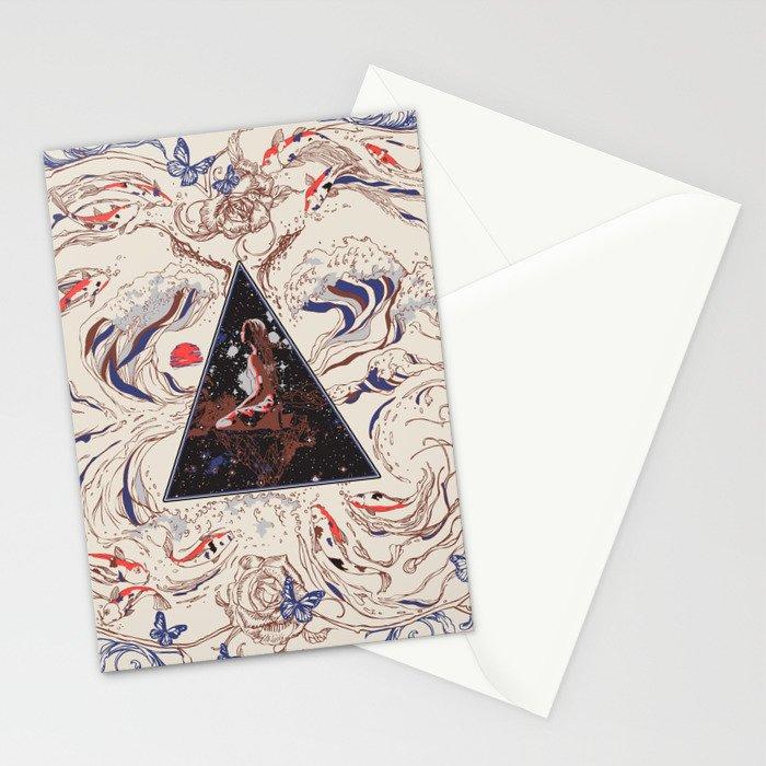 Good Morning Sunrise Stationery Cards