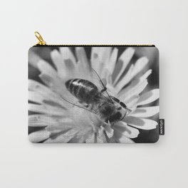 B&W Bee Carry-All Pouch