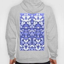 Winter is Coming, Cold Blue Winter Nights Are Coming Hoody