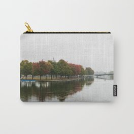 Fall at the Old Port of Montreal Carry-All Pouch