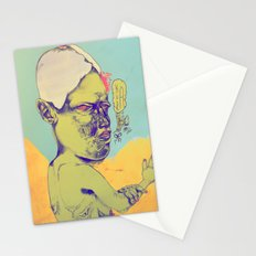 c-c-c-combo breaker Stationery Cards
