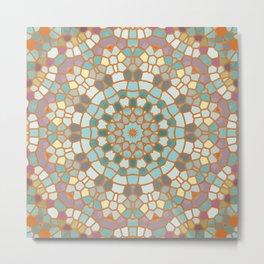 Mosaic 4m ver.2 Metal Print