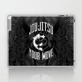 Brazilian Jiu-jitsu Chess Kings Laptop & iPad Skin