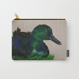 Gerald the Cayuga Drake Carry-All Pouch