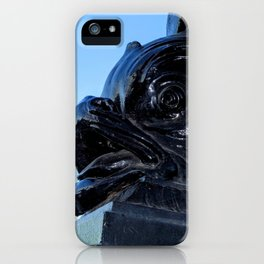 Fish Face iPhone Case