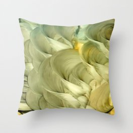 Eos at Dawn Throw Pillow