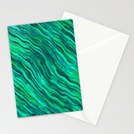 EMERALD WOOD Stationery Cards