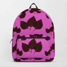 Falling in Pink Backpack