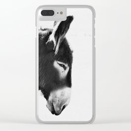 Everybody Loves Larry Clear iPhone Case