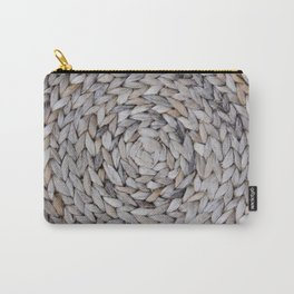 """""""Woven Earth"""" Carry-All Pouch"""