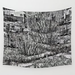 dumped into receptive minds and taught as culture. Wall Tapestry