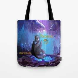 Dragonlings of Valdier: Phoenix Tote Bag