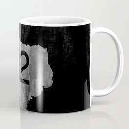 Texas Ranch Road 12 Coffee Mug