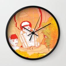Hansel e Gretel 02 Wall Clock