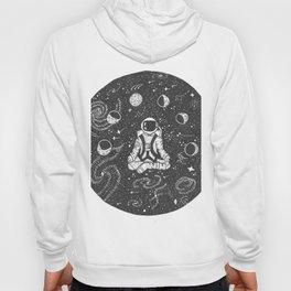 Astronaut Meditating Hoody