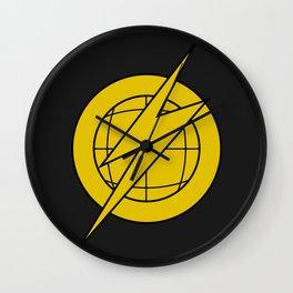 Defenders of the Earth Lothar Emblem Wall Clock