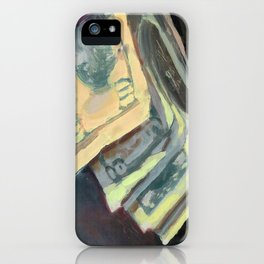 Groanings That Cannot Be Uttered iPhone Case