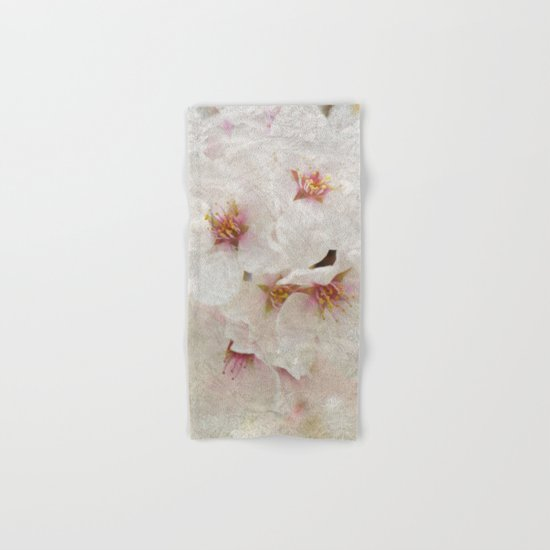 Cherry blossom #5 Hand & Bath Towel
