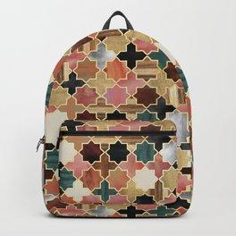 Twilight Moroccan Backpack