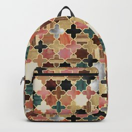 Twilight Moroccan Backpack