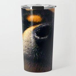 Kuma Close-up Travel Mug