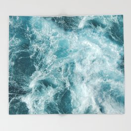 Sea Throw Blanket