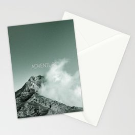 """""""Adventure at the mountain"""" Stationery Cards"""