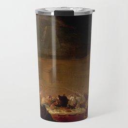 Belshazzar's Feast by John Martin (1821) Travel Mug