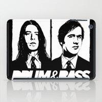 nirvana iPad Cases featuring Nirvana DNB by Grym Life