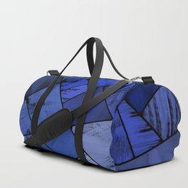 Geode study #14 Duffle Bag