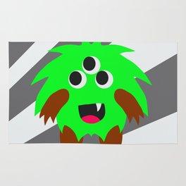 Little Monster 4 Rug