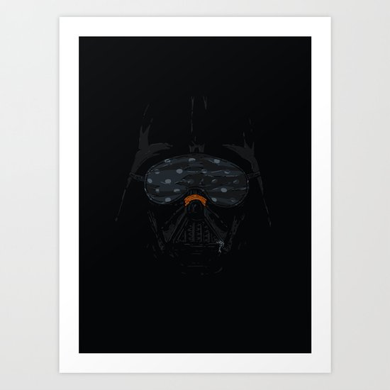 Snore no more Art Print
