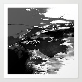 Color Song No. C7m by Kathy Morton Stanion Kunstdrucke